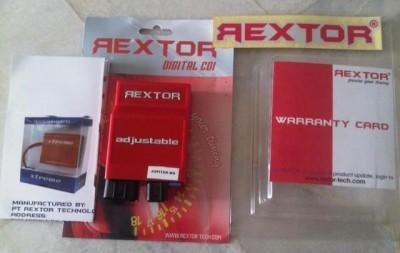 Rextor Adjustable CDI Version III for Yamaha 135LC, Sniper