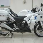 2011 Honda CBR250R Royal Malaysian Police Edition