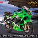 2008 Kawasaki Ninja KRR-ZX150 Special Edition Brochure