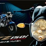 2010 Yamaha FZ150i Technical Specification