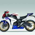 2009 Honda CBR1000RR Fireblade Official Studio Pictures Gallery