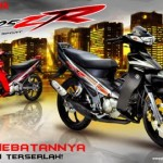 Yamaha 125ZR 2009 Sticker Design