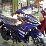 Dzulhan's Yamaha 135LC GP Edition: The Early Owner!