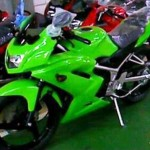 2012 Kawasaki Ninja 150RR Facelift to Follow 250R Look?