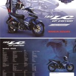 2011 Yamaha 135LC GP Edition Brochure [UPDATED]