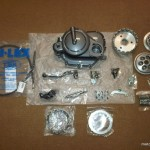 Manual Clutch Conversion Kit for Yamaha Lagenda 115Z / 115ZR, Jupiter Z115