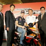 2011 Honda Wave Dash Special Edition launched by Andrea Dovizioso in Malaysia