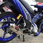 Gallery: Yamaha Lagenda 115ZR with Yoshimura Exhaust Pipe