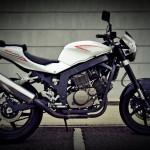 Naza / Hyosung 250 EFI