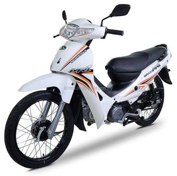 MotoMalaya: Modenas MR1 100cc Unveiled - The Bike for The Rakyat