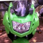 Kawasaki Motor Indonesia will produce 30,000 New Ninja 150RR Facelift