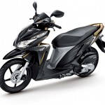 A.P. Honda Co., Ltd. to Release New Click 125i (125-cc scooter) in Thailand