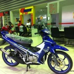 2012 Yamaha 125ZR GP Edition Live Pictures at GTMax Motors, Shah Alam – RM7600 OTR