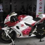 2012 ARRC MUSASHi Boon Siew Honda Racing Team SS600