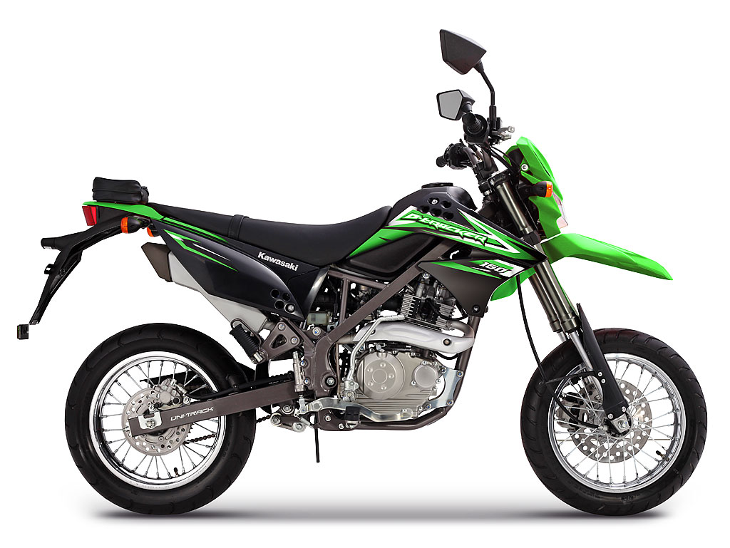 2012 Kawasaki D-Tracker 150 – Offroad Style On The Road at RM9,689