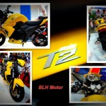 SYM T2 250 by BLH Motor – RM17,100 estimated