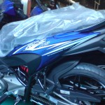 2012 Modenas Ace 115 is coming in blue colour – RM4,598