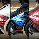 2012 Yamaha 135LC 4-speed Livery update by BLH Motor, Melaka