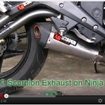 2012 Scorpion Exhaust for Kawasaki ER-6N/F are now available – RM2900 incl. installation