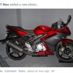 Yamaha YZF-R15 V1 in Malaysia at GTMax?