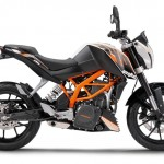 2013 KTM 390 Duke ABS –  the bigger brother