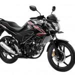 2013 Honda CB150R Astro Black