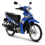 2013 Yamaha Spark 115i YEC_FI – super fuel efficient at 84.15km per liter