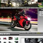 2013 Kawasaki Ninja 250 now appearing in Kawasaki Malaysia website