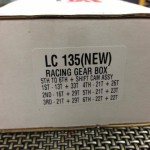 CMS 6-speed racing gearbox for 5-speed Yamaha 135LC and FZ150i – RM550 estimated