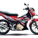 2013 Suzuki Satria FU 150 in Indonesia