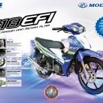 2013 Modenas 118EFI Brochure