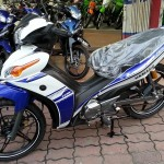 Gallery: Live pictures of 2014 Yamaha Lagenda 115ZR Fuel Injection by Petaling Utama Motor (Kajang) Sdn Bhd