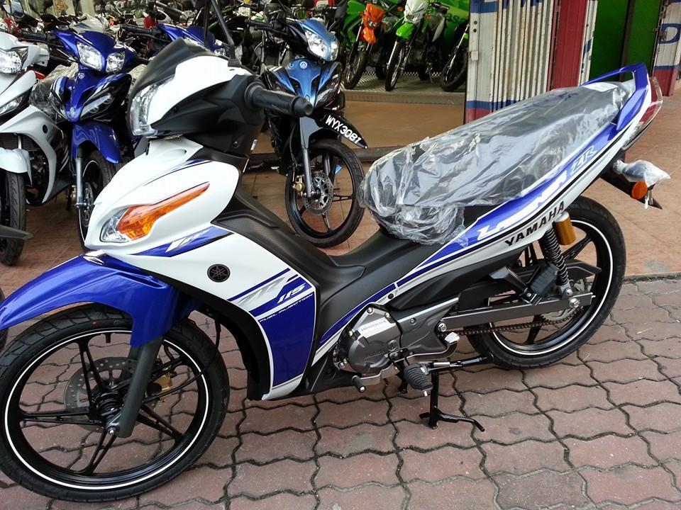 Yamaha Vega Force Fuel Injection