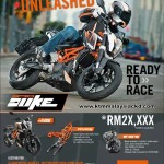 2014 KTM Duke 390 is coming soon to Malaysia