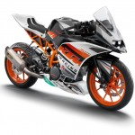 2014 KTM RC125, RC200 & RC390 officially unveiled – street legal super sports machine