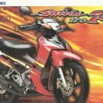 2004 Suzuki Satria 120 R – 2-stroke power