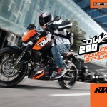 2014 KTM 200 Duke Non ABS launched in Malaysia – RM15,888 (basic price) RM16,798 OTR