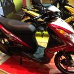 2014 Yamaha Ego LC 125 YMJET_FI in Malaysia – RM5,670 (basic price)