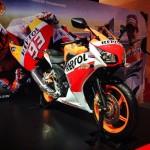 2014 Honda CBR300R unveiled at Thailand Motor Show