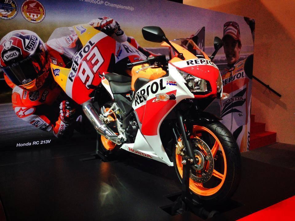 2014 Honda CBR300R unveiled at Thailand Motor Show » 2014-Honda