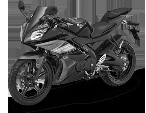 2014 Yamaha YZF-R15 Midnight Black IndonesiaYamaha R15 Black