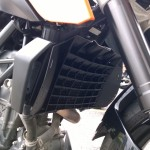 KTM 200 Duke Radiator Guard – the better guard for your radiator – RM80