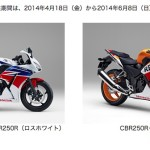 Confirmed: 2014 Honda CBR250R will follow the double headlight design as of the CBR300R coming this 24th April to Japan – estimated RM18,254