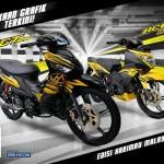 2014 Modenas GT128 (RM5,188) and Ace 115 (RM4,398) Edisi Harimau Malaya