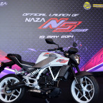 2014 NAZA N5 launched in Malaysia – entry-level 250cc single-cylinder DOHC 4-valve liquid-cooled 6-speed bike at RM13,988  (OTR) for the first 500 customers