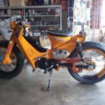 Honda Street Cub mods – the good made better