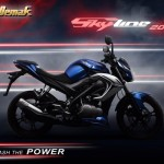 2014 Demak Skyline 200 Official Brochure – RM9,710 (price of the bike, not the brochure)