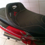 ZM Project rally style seat for Honda PCX150 from Indonesia – RM580