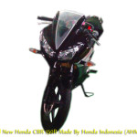 Spyshot: 2015 Honda CBR150R dual headlight in Indonesia – black and Repsol edition