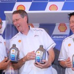 Shell Advance Ultra with PurePlus technology unveiled in Sepang, Malaysia – first motorcycle oil made from natural gas – available in Jan 2015